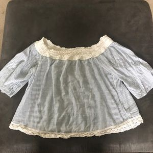 Super cute Aerie Top!! Good condition 💙